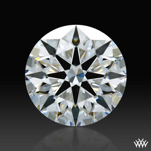 1.32 ct F VS1 A CUT ABOVE® Hearts and Arrows Super Ideal Round Cut Loose Diamond