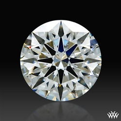 1.12 ct H VS2 A CUT ABOVE® Hearts and Arrows Super Ideal Round Cut Loose Diamond