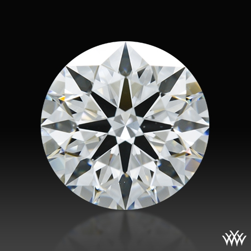 2.054 ct F VS2 A CUT ABOVE® Hearts and Arrows Super Ideal Round Cut Loose Diamond