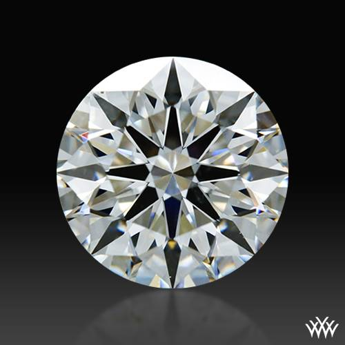 1.802 ct G SI1 A CUT ABOVE® Hearts and Arrows Super Ideal Round Cut Loose Diamond