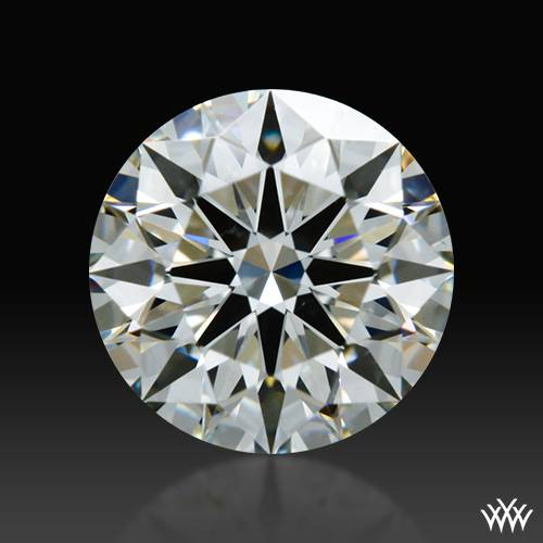 0.818 ct I VS2 A CUT ABOVE® Hearts and Arrows Super Ideal Round Cut Loose Diamond