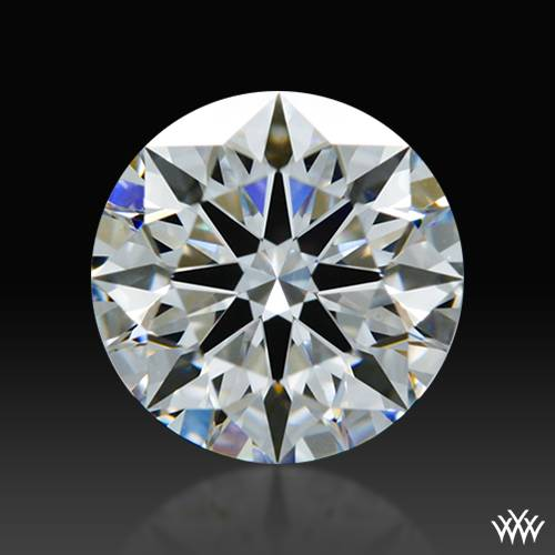 0.64 ct E VS1 A CUT ABOVE® Hearts and Arrows Super Ideal Round Cut Loose Diamond