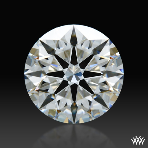 0.666 ct G VVS1 A CUT ABOVE® Hearts and Arrows Super Ideal Round Cut Loose Diamond