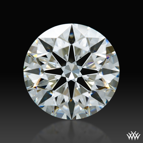 0.626 ct H VS1 A CUT ABOVE® Hearts and Arrows Super Ideal Round Cut Loose Diamond