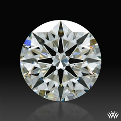 0.811 ct I VS1 A CUT ABOVE® Hearts and Arrows Super Ideal Round Cut Loose Diamond