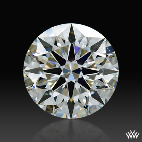0.836 ct H VS2 Expert Selection Round Cut Loose Diamond