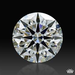 0.836 ct H VS2 Expert Selection Round Cut Loose Diamond