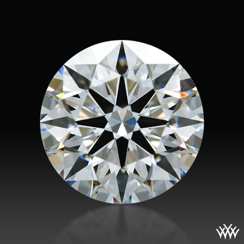 0.815 ct E VVS2 A CUT ABOVE® Hearts and Arrows Super Ideal Round Cut Loose Diamond