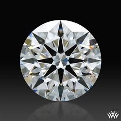0.815 ct E VVS2 A CUT ABOVE® Hearts and Arrows Super Ideal Round Cut Loose Diamond