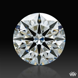 0.861 ct G VS2 A CUT ABOVE® Hearts and Arrows Super Ideal Round Cut Loose Diamond