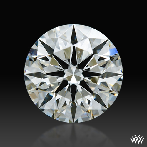 0.822 ct H VS2 Expert Selection Round Cut Loose Diamond