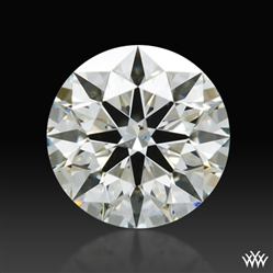 0.454 ct I VS2 A CUT ABOVE® Hearts and Arrows Super Ideal Round Cut Loose Diamond