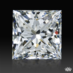 0.826 ct H VVS1 A CUT ABOVE® Princess Super Ideal Cut Diamond