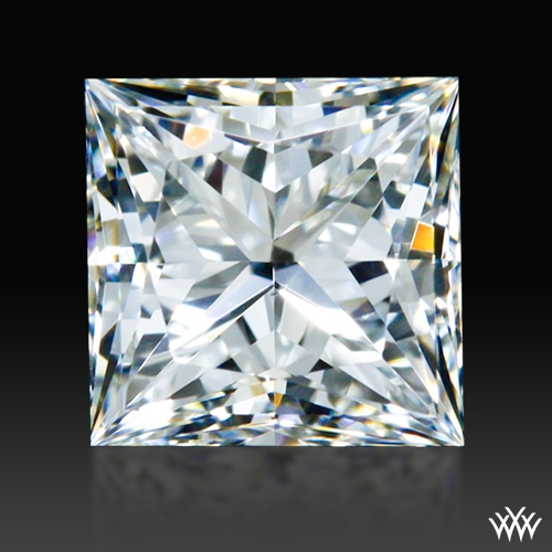 0.622 ct I VS1 A CUT ABOVE® Princess Super Ideal Cut Diamond