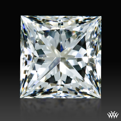 0.625 ct I VS2 A CUT ABOVE® Princess Super Ideal Cut Diamond