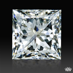 0.625 ct I VS2 A CUT ABOVE® Princess Super Ideal Cut Diamond