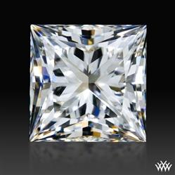 1.023 ct G VS2 A CUT ABOVE® Princess Super Ideal Cut Diamond