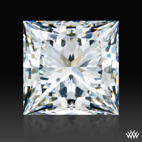 1.064 ct H VS1 A CUT ABOVE® Princess Super Ideal Cut Diamond