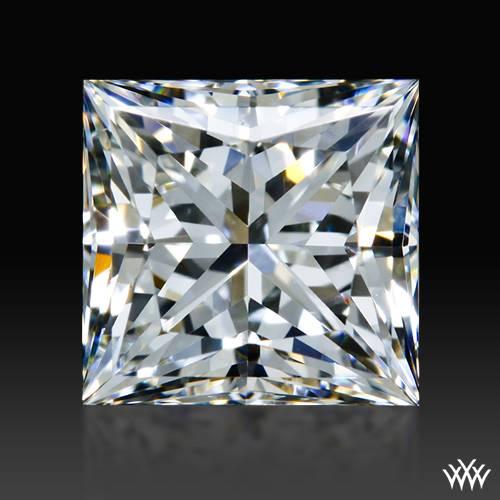 1.22 ct H VVS2 A CUT ABOVE® Princess Super Ideal Cut Diamond