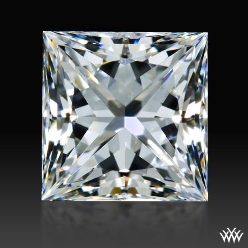 0.624 ct G VVS1 A CUT ABOVE® Princess Super Ideal Cut Diamond
