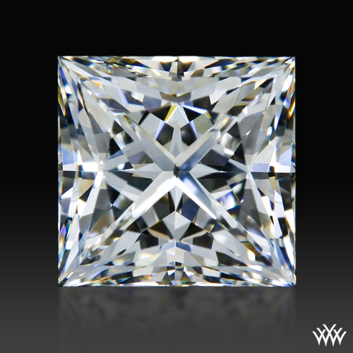 1.156 ct I VS1 A CUT ABOVE® Princess Super Ideal Cut Diamond