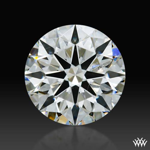 0.92 ct G SI1 A CUT ABOVE® Hearts and Arrows Super Ideal Round Cut Loose Diamond
