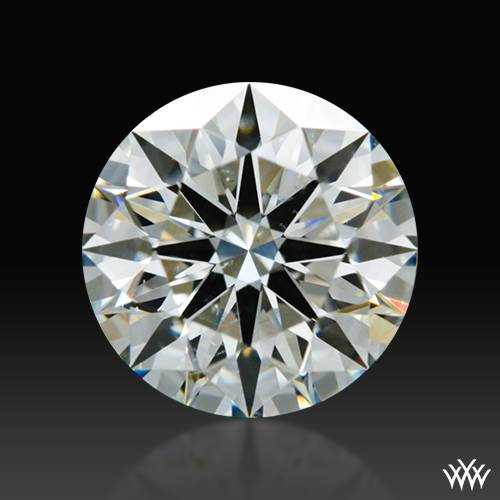 1.042 ct J SI1 A CUT ABOVE® Hearts and Arrows Super Ideal Round Cut Loose Diamond