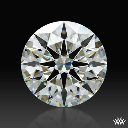 1.158 ct I VS2 A CUT ABOVE® Hearts and Arrows Super Ideal Round Cut Loose Diamond