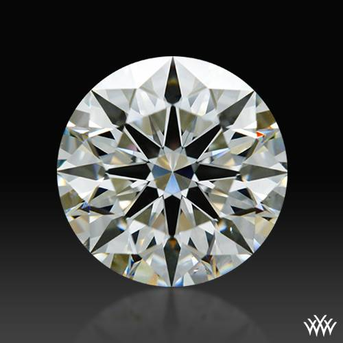 1.536 ct I VS2 A CUT ABOVE® Hearts and Arrows Super Ideal Round Cut Loose Diamond