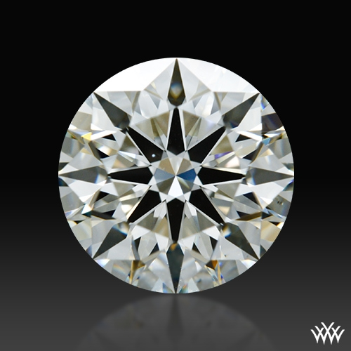 1.508 ct I VS2 A CUT ABOVE® Hearts and Arrows Super Ideal Round Cut Loose Diamond