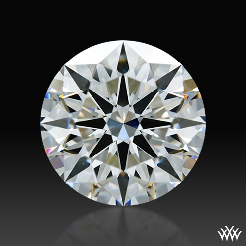 1.706 ct H VS1 A CUT ABOVE® Hearts and Arrows Super Ideal Round Cut Loose Diamond