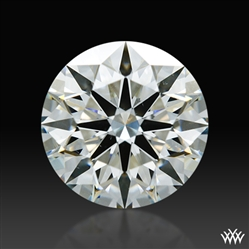 1.222 ct I VS2 A CUT ABOVE® Hearts and Arrows Super Ideal Round Cut Loose Diamond