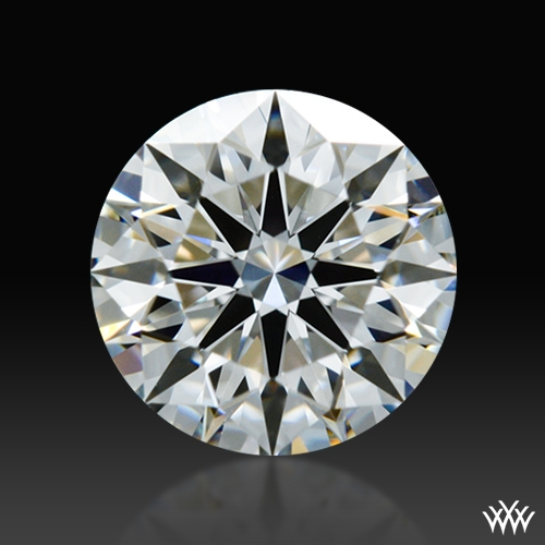 0.621 ct G VS1 A CUT ABOVE® Hearts and Arrows Super Ideal Round Cut Loose Diamond