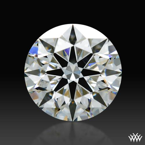 0.615 ct H SI1 A CUT ABOVE® Hearts and Arrows Super Ideal Round Cut Loose Diamond