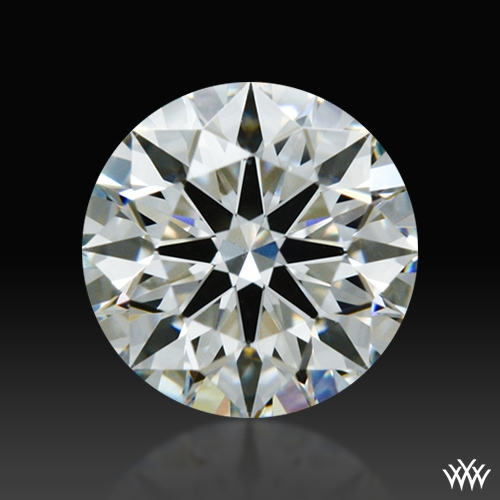 0.508 ct I VS2 A CUT ABOVE® Hearts and Arrows Super Ideal Round Cut Loose Diamond