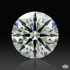 0.514 ct I VS1 A CUT ABOVE® Hearts and Arrows Super Ideal Round Cut Loose Diamond