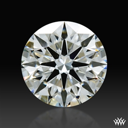 0.534 ct H VS2 A CUT ABOVE® Hearts and Arrows Super Ideal Round Cut Loose Diamond