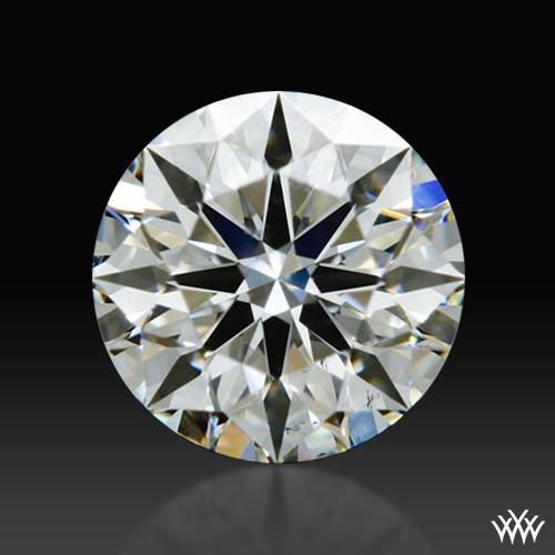 0.322 ct I SI1 A CUT ABOVE® Hearts and Arrows Super Ideal Round Cut Loose Diamond