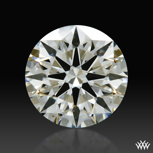 0.306 ct I VS2 A CUT ABOVE® Hearts and Arrows Super Ideal Round Cut Loose Diamond