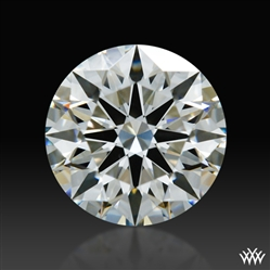 0.773 ct H VS2 A CUT ABOVE® Hearts and Arrows Super Ideal Round Cut Loose Diamond