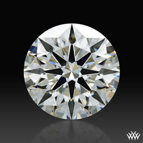 0.714 ct G VS2 A CUT ABOVE® Hearts and Arrows Super Ideal Round Cut Loose Diamond