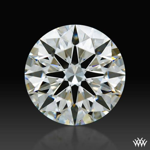 0.707 ct H VS2 A CUT ABOVE® Hearts and Arrows Super Ideal Round Cut Loose Diamond