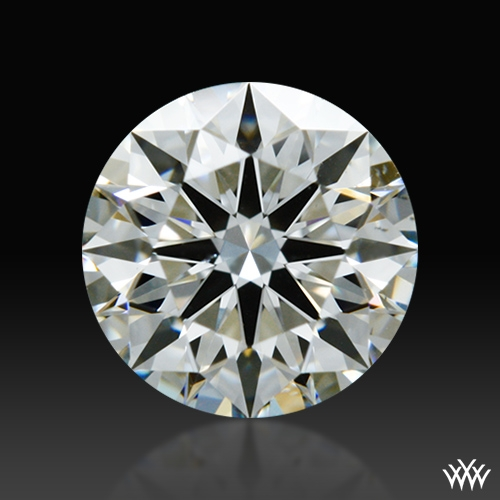 0.563 ct H VS2 A CUT ABOVE® Hearts and Arrows Super Ideal Round Cut Loose Diamond