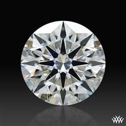 0.785 ct G SI1 A CUT ABOVE® Hearts and Arrows Super Ideal Round Cut Loose Diamond