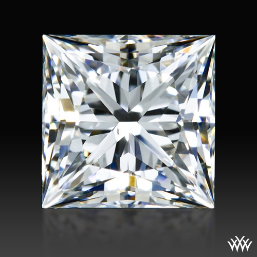 0.703 ct I VS2 A CUT ABOVE® Princess Super Ideal Cut Diamond
