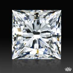0.703 ct I VS2 A CUT ABOVE® Princess Super Ideal Cut Diamond