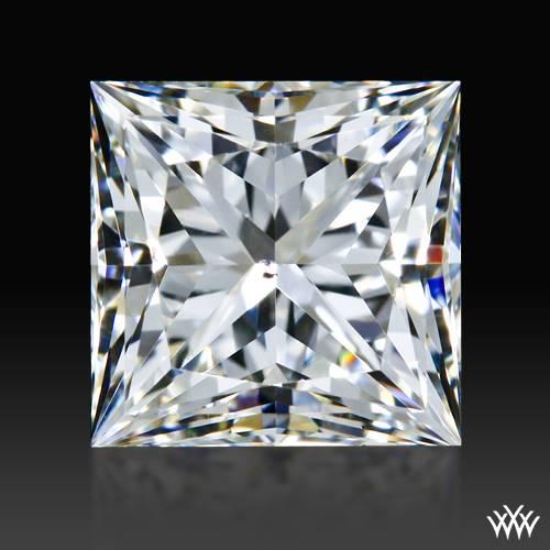 0.952 ct J SI1 A CUT ABOVE® Princess Super Ideal Cut Diamond