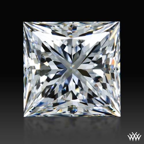 0.80 ct G VS2 A CUT ABOVE® Princess Super Ideal Cut Diamond
