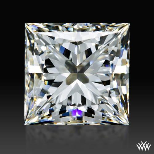 1.503 ct I VVS2 A CUT ABOVE® Princess Super Ideal Cut Diamond