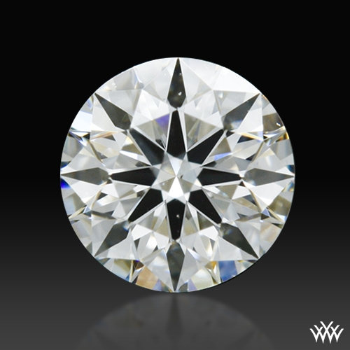 0.324 ct H VS2 A CUT ABOVE® Hearts and Arrows Super Ideal Round Cut Loose Diamond